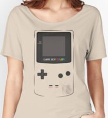 Game Boy Color Women's Relaxed Fit T-Shirt