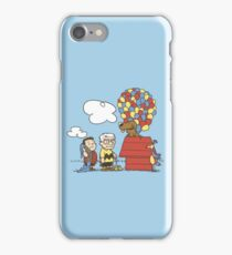 some Peanuts UP there V.2 iPhone Case/Skin