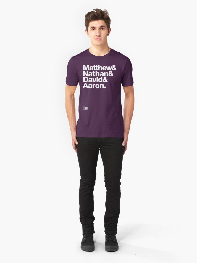 Alternate view of Fab Four: Dockers '13 Slim Fit T-Shirt