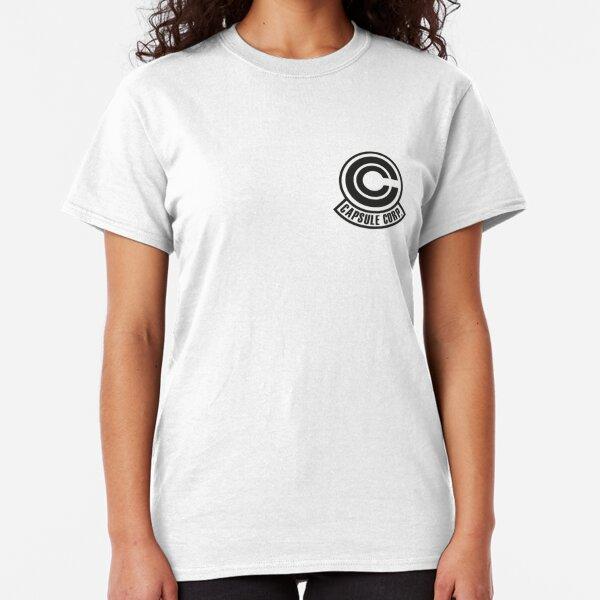 Capsule Corp Corporation Logo Classic T-Shirt