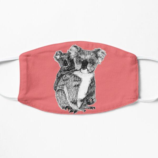 Mumma Lee Koala and Baby Fraser  Mask