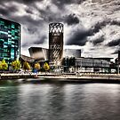 Media City UK by Andreia Moutinho