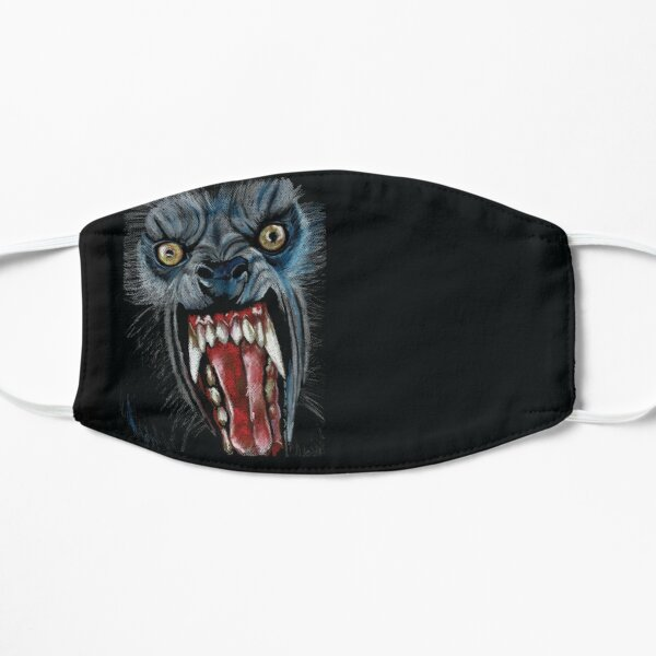 W is for Werewolf Mask