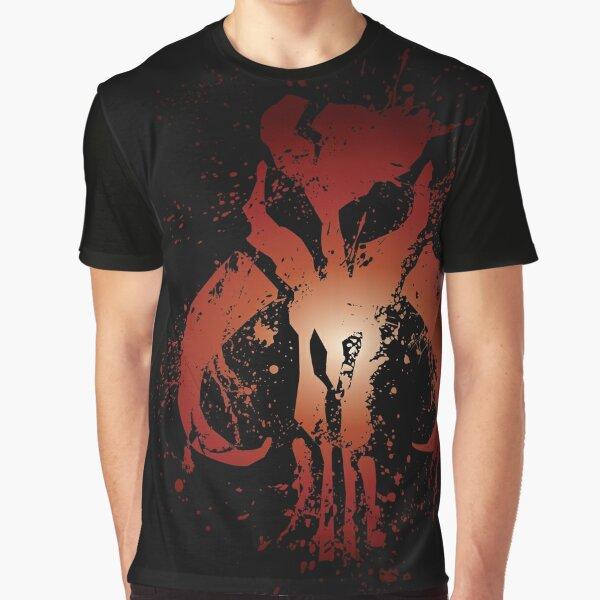 Crâne de Mythosaur T-shirt graphique
