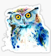 """Owl"" Sticker"