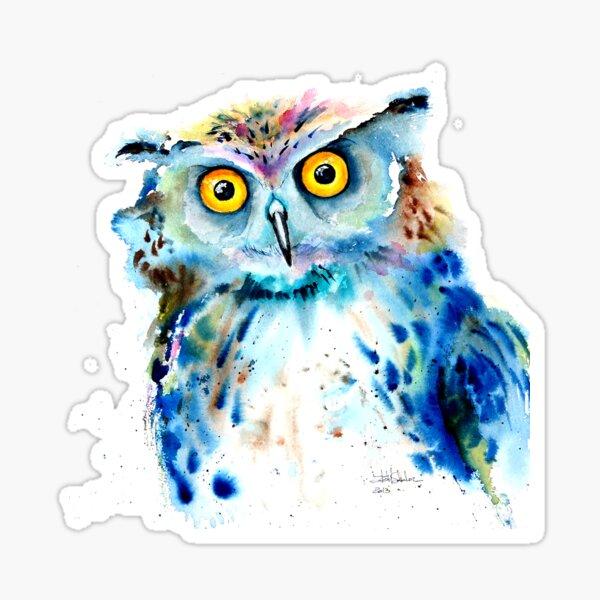 """""""Owl"""" Sticker"""