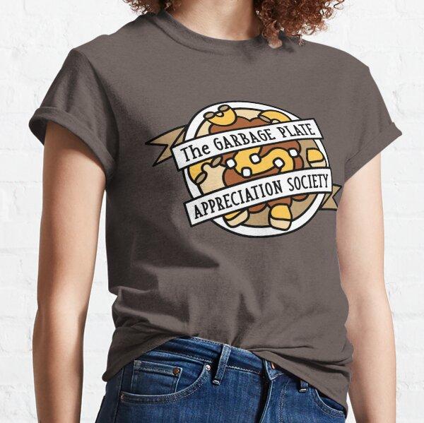 Plate Appreciation Society Classic T-Shirt