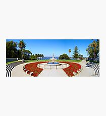 Perth ANZAC Memorial Photographic Print