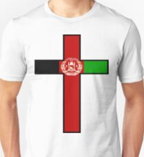 Olympic Countries - Afghanistan Unisex T-Shirt