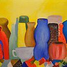God's Pots by budrfli