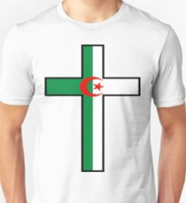Olympic Countries - Algeria Unisex T-Shirt