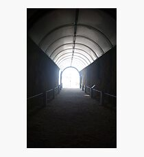 Whaling Tunnel Photographic Print