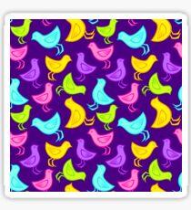birds pattern  Sticker