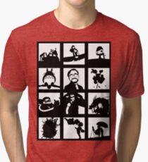 Tribute to Miyazaki Tri-blend T-Shirt