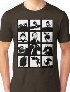 Tribute to Miyazaki Unisex T-Shirt