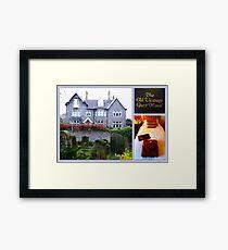 The Old Vicarage Guesthouse Framed Print