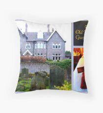 The Old Vicarage Guesthouse Throw Pillow