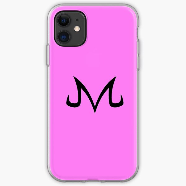 Logo Majin iPhone Soft Case