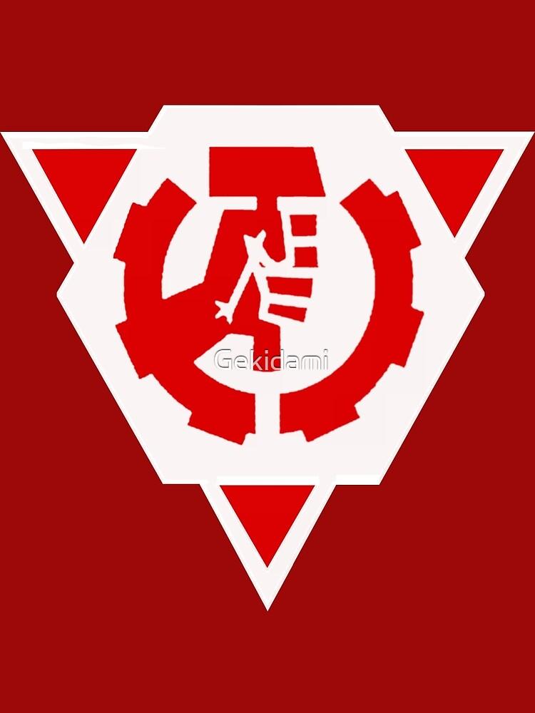 KIlzone - Helghast Workers Party Logo by Gekidami