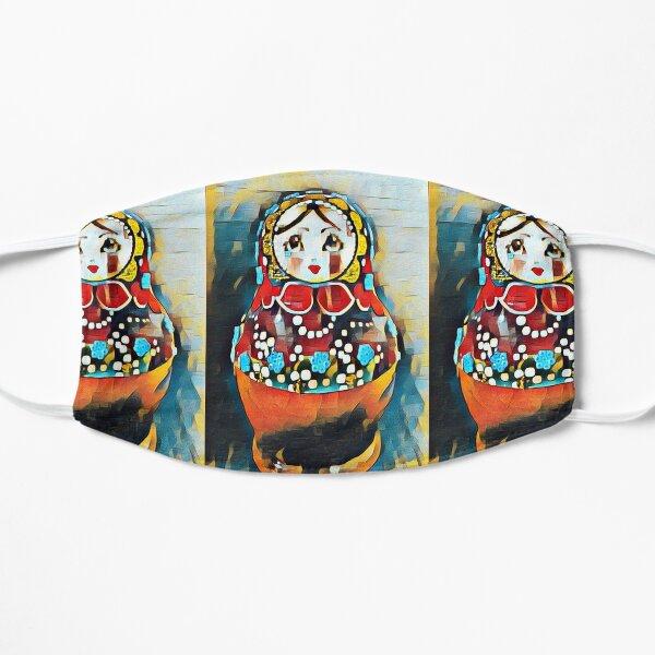 Babushka/Matryoshka doll Flat Mask
