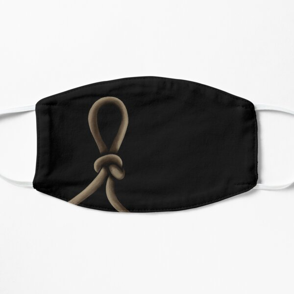 Slip Knot Flat Mask
