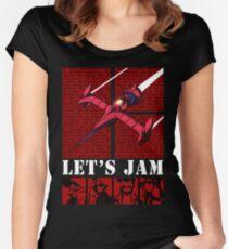 Bebop Ship II Women's Fitted Scoop T-Shirt