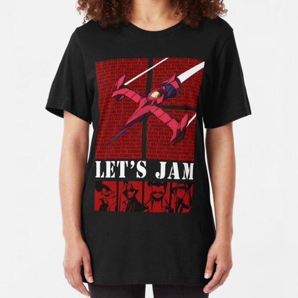 Bebop Ship II Slim Fit T-Shirt