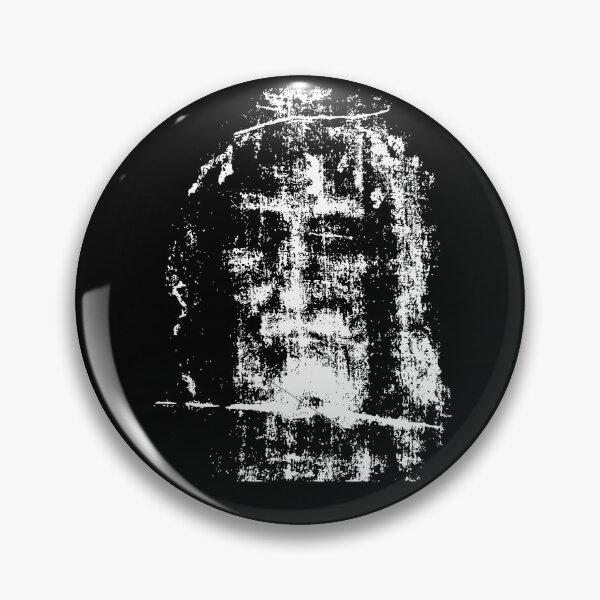 Shroud of Turin Jesus Christ Face Pin