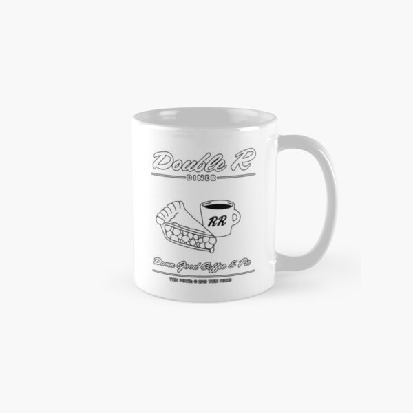 Double R Diner - Twin Peaks Classic Mug