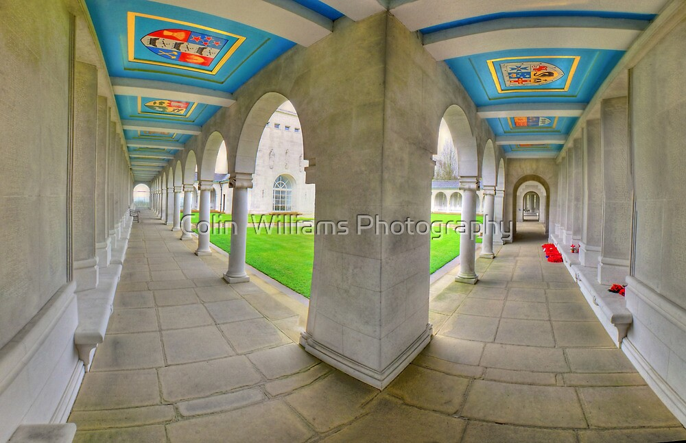 Air Force Memorial -  HDR  - Panorama by Colin  Williams Photography