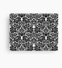 lace sexy Canvas Print