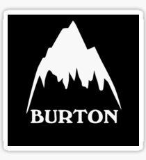 Burton snowboards Sticker