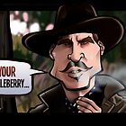 I'm Your Huckleberry (Tombstone) by binarygod