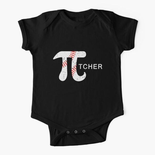 Baseball Mom Sports Novelty 2-6 Years Old Children Short-Sleeved Tshirts
