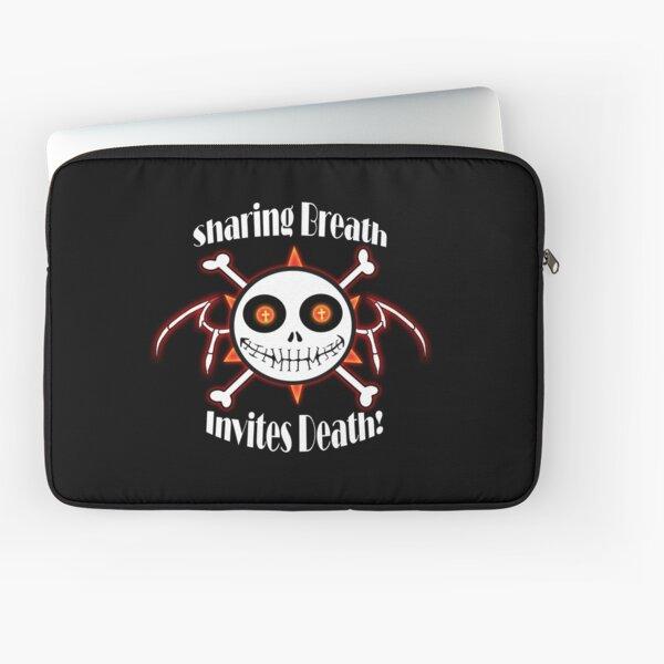 Death Breath Laptop Sleeve