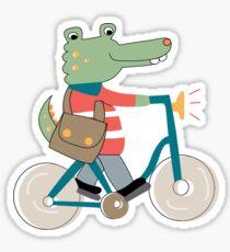 Croc Sticker