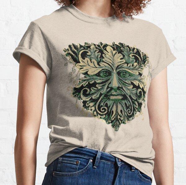 The Green Man Classic T-Shirt