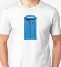 Traditional UK Police Box T-Shirt