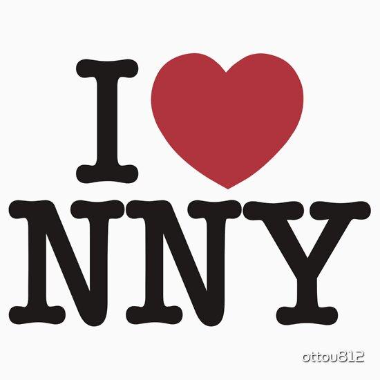 TShirtGifter presents: I Love New New York