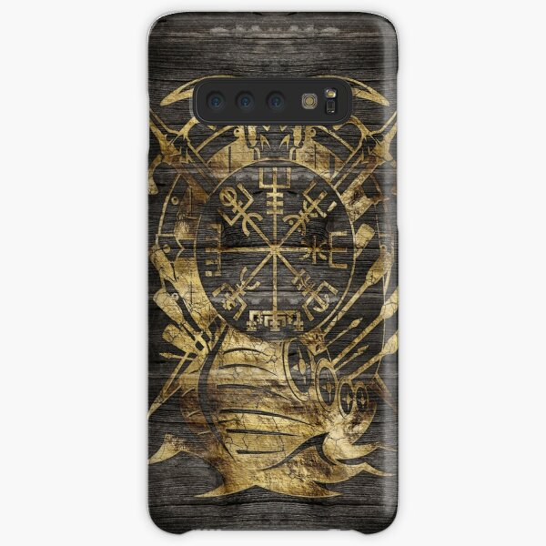 Vegvisir - Viking  Navigation Compass Samsung Galaxy Snap Case