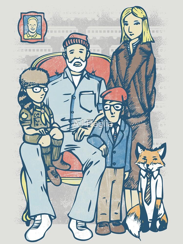 Anderson Family Portrait | Unisex T-Shirt