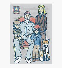 Anderson Family Portrait Photographic Print