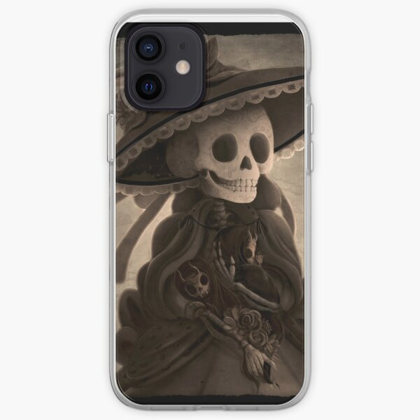 Mother Catrina iPhone Soft Case