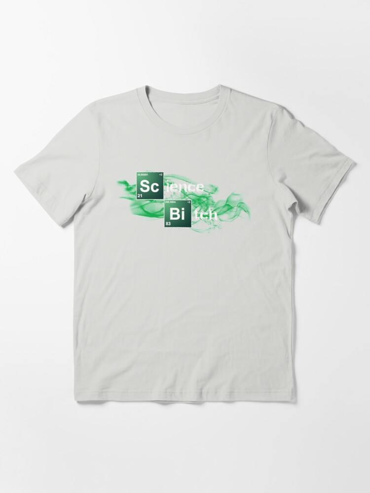 Alternate view of Science Bitch Essential T-Shirt