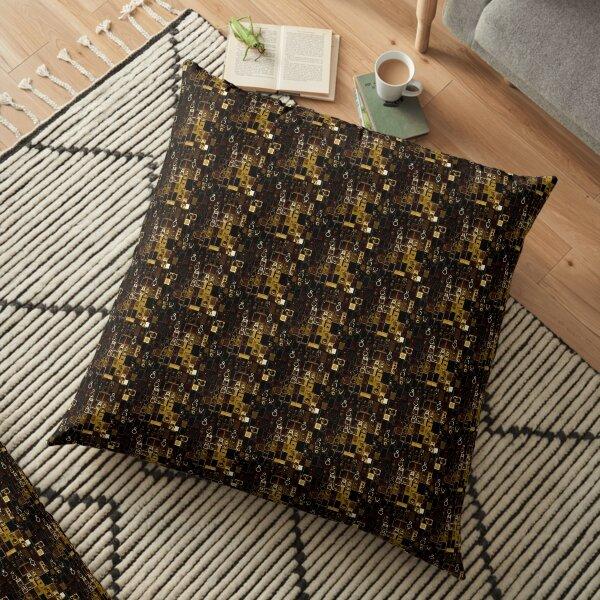 Speaker Stacks Floor Pillow