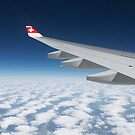 ABOVE THE CLOUDS by mc27