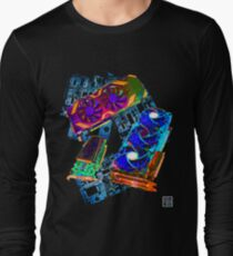 """Accelerate Graphically""© Long Sleeve T-Shirt"