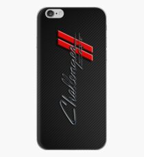 Carbon Fiber Challenger  iPhone Case