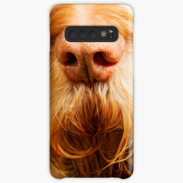 Soft Spinone Nose Samsung Galaxy Snap Case