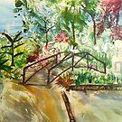 Garden Bridge by Catherine Price